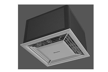环绕气流吊顶式(PM2.5净化型)