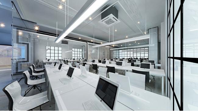 办公室装修安装中央空调需要注意哪些问题?「国佳冷暖」