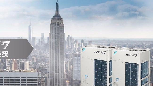现在商场和大型场所如何选择商用中央空调?「国佳冷暖」