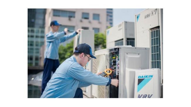 商用办公楼中央空调安装价格报价表!「国佳冷暖」
