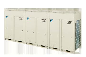 大金中央空调VRV Q系列-48-54HP