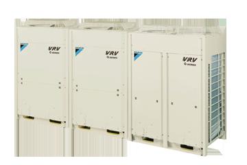 大金中央空调VRV Q系列-38-42HP