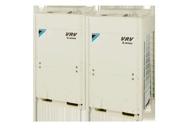 大金中央空调VRV Q系列-20-24HP