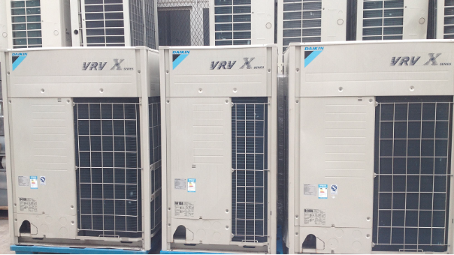 工业厂房降温设备为什么选择中央空调「国佳冷暖」