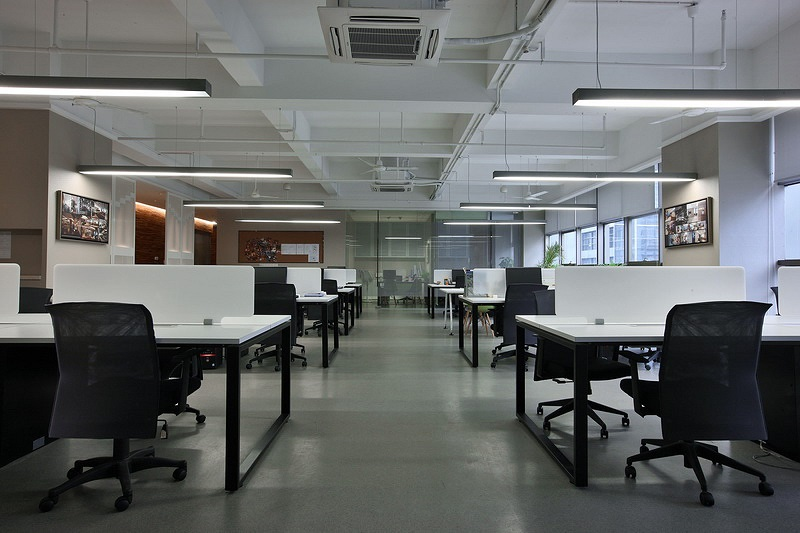 办公室中央空调