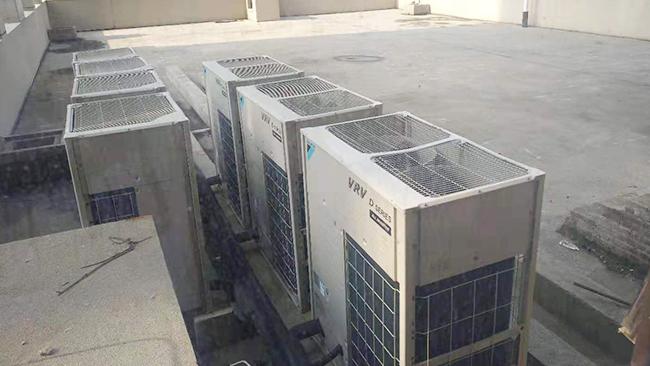 家用中央空调安装位置如何选择?
