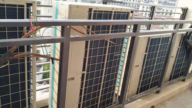 中央空调安装为什么要在装修之前?