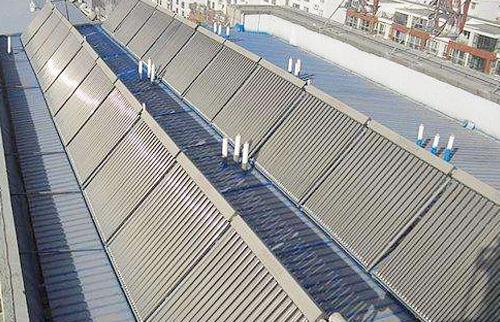 热水系统工程案例(一)