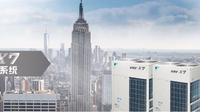 商用中央空调的分类有几种?「国佳冷暖」