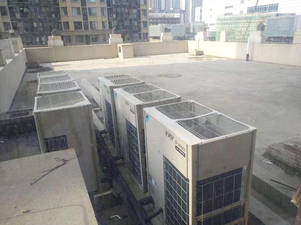 空调施工现场-3