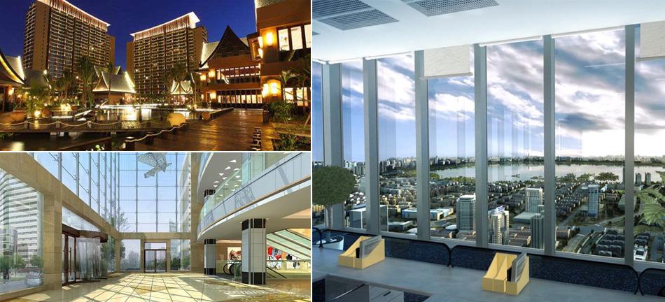 写字楼商场酒店新风系统解决方